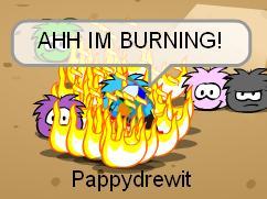 burningme