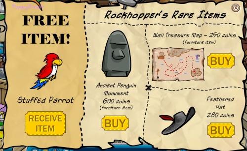 new items fromrockhopper